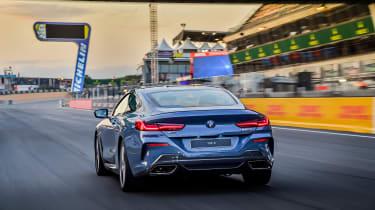 BMW M850i revealed - rea