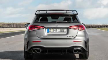 Mercedes-AMG A45 S rear