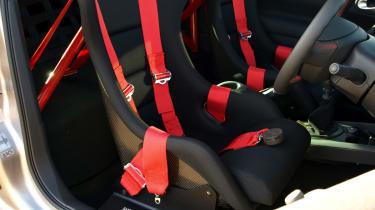 Renaultsport Megane R26.R seats
