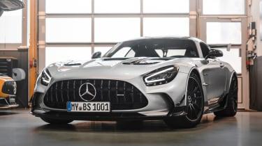 Opus Mercedes-AMG GT Black Series
