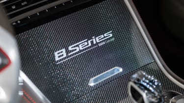 BMW 8-series concept - logo