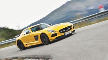 ECOTY 2013: Mercedes SLS AMG Black Series