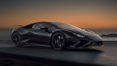 Novitec Lamborghini Huracán Evo RWD