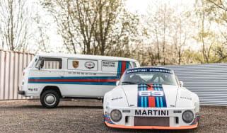 Bonhams Spa Classic - VW and Porsche