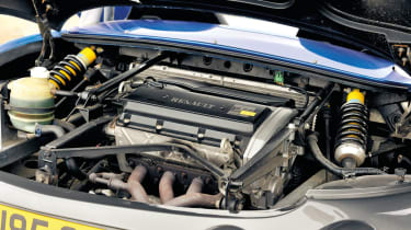 Renault Sport Spider engine