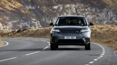 2021 Land Rover Range Rover Velar – front tracking