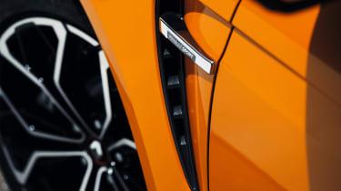 Renault Megane RS - arch vent