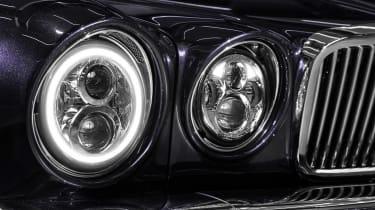 Jag XJ6 by Jag Heritage - headlights