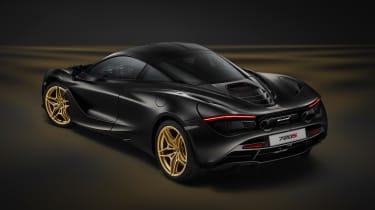 McLaren 720 S Dubai – rear quarter