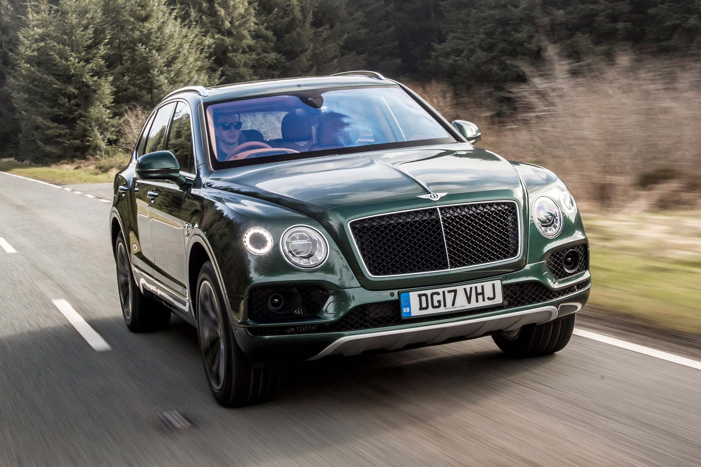 Bentley Bentayga Diesel Review Continent Crossing Comfort Comes At A Price Evo