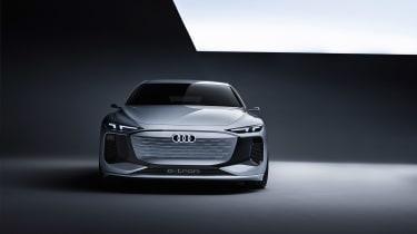 Audi A6 e-tron Concept - nose