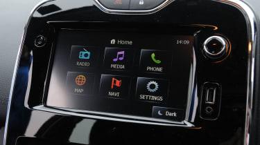 2013 Renault Clio R Lin satnav media