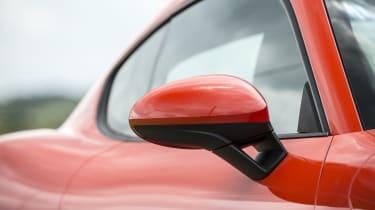 Porsche 718 Cayman S - Door mirror