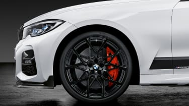 BMW M Performance parts wheel