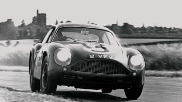 Aston Martin DB4 Zagato repro -