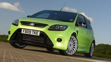 Ford Focus RS GGR340
