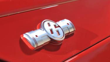 Toyota GT86 Hachi Roku badge