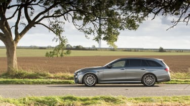 Mercedes-AMG E63 Estate - Side