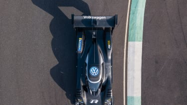 VW ID R – top