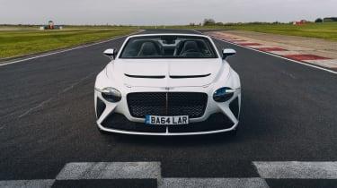 Bentley Bacalar dev - nose static