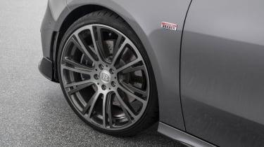 Brabus-tuned A-Class wheel