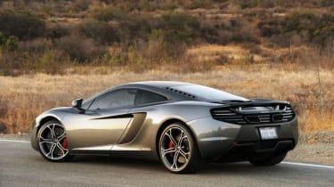 Hennessey McLaren 12C HPE700 rear