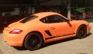 Porsche Cayman Sport