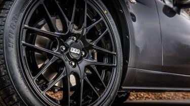 Mazda MX-5 Z-Sport – BBS alloys