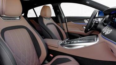 Mercedes-AMG GT43 MY22 – seats