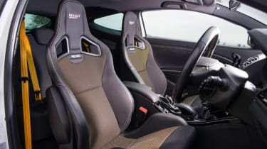 K-Tec Racing Mégane - Seats