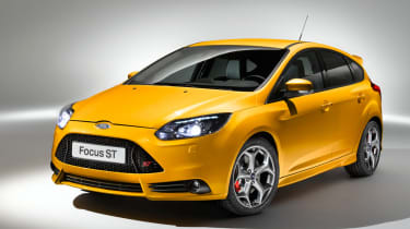 Ford Focus ST prices