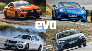 Best sports cars 2019
