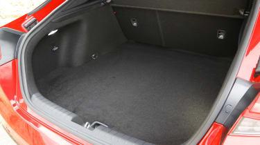 Kia Stinger GT-S UK - trunk