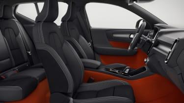 Volvo XC40 - carpets
