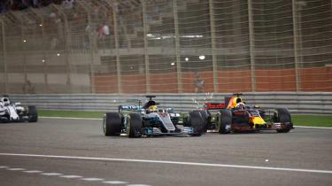 Bahrain Gran Prix 2017 - Merc