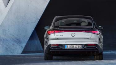 Mercedes-Benz EQS – rear