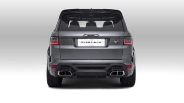 Overfinch Range Rover Sport rear