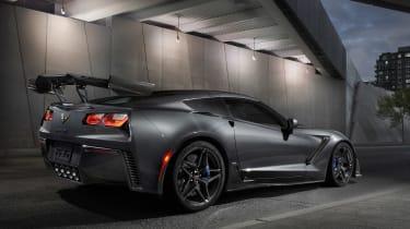 Corvette ZR1 - rear quarter