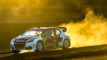 2017 Peugeot 208 WRX - Timmy Hansen