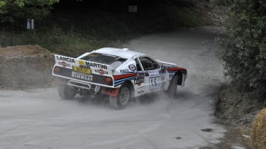 Lancia 037 – rear quarter