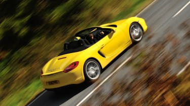 Best performance cars: Porsche Boxster S