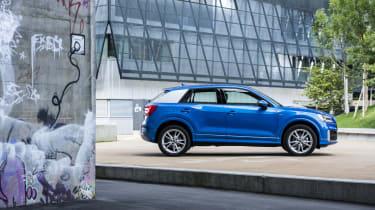 Audi Q2 - press side