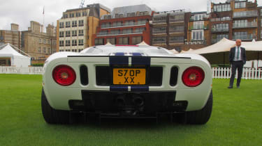 City Concours - Ford GT