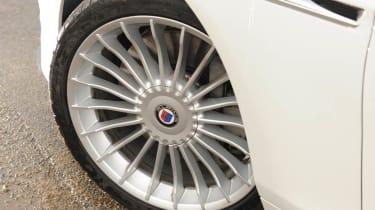 2013 Alpina B6 Bi-Turbo Coupe alloy wheel