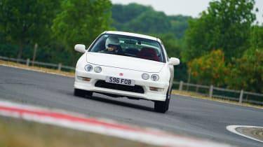 evo Trackday Bedford 27AUG - Honda Integra Type R