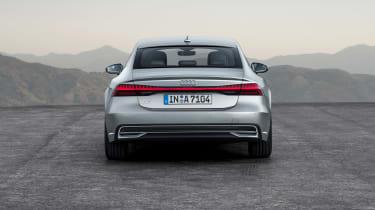 2018 Audi A7 Sportback press - tail