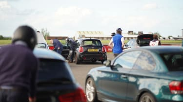 Bedford track day 14th June