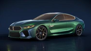 BMW M8 Concept - quarter