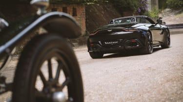 Aston Martin 'A3' Vantage Roadster – 3
