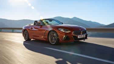BMW Z4 M40i - quarter